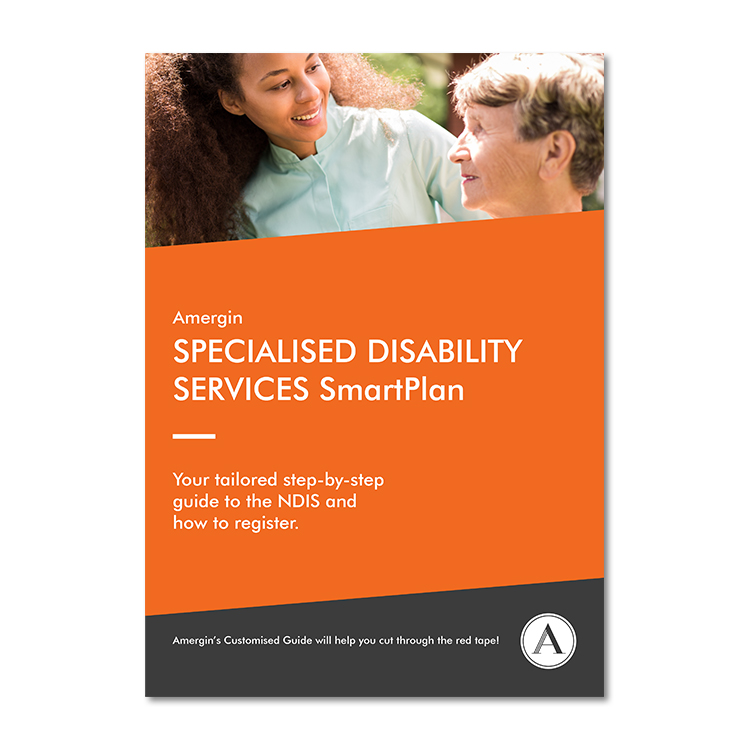 Amergin NDIS Specialised Disability SmartPlan