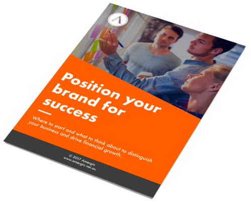 Position your Brand for Success | Amergin