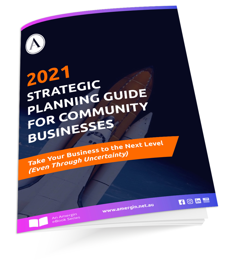2021 Strategic Planning Guide by Amergin eBook Cover